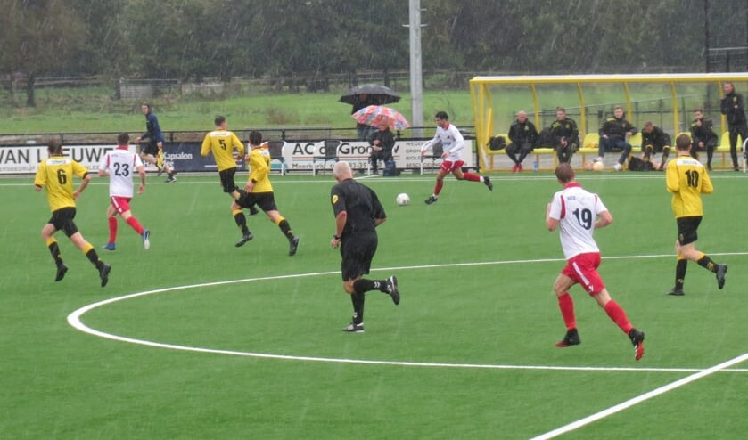 • SV Meerkerk - Hardinxveld (3-5).