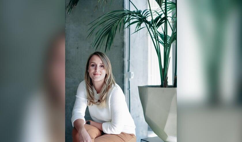 <p>Samantha de Haas, eigenaresse Virtuflex.</p>