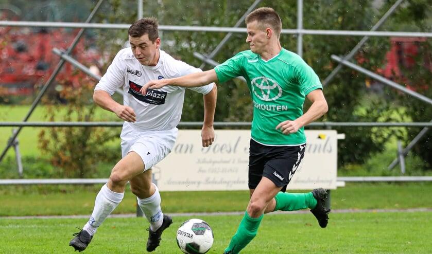 <p>Lekvogels - SV Noordeloos (2-2).</p>