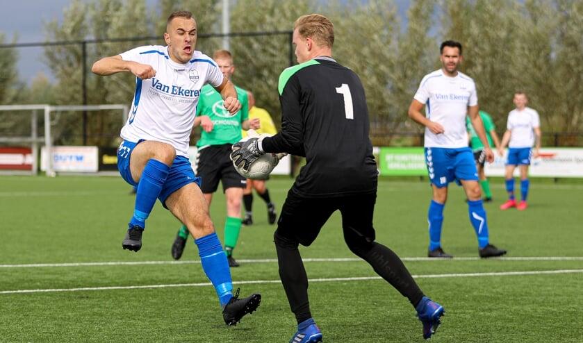 • SV Noordeloos - SVS'65 (1-2).