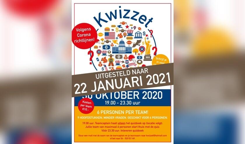 <p>poster Kwizzet</p>