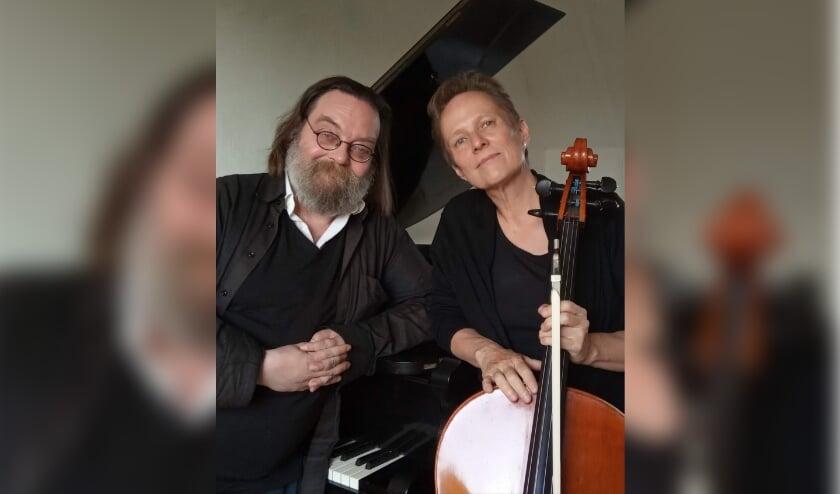 • Bernd Brackman en Betske Verheij.
