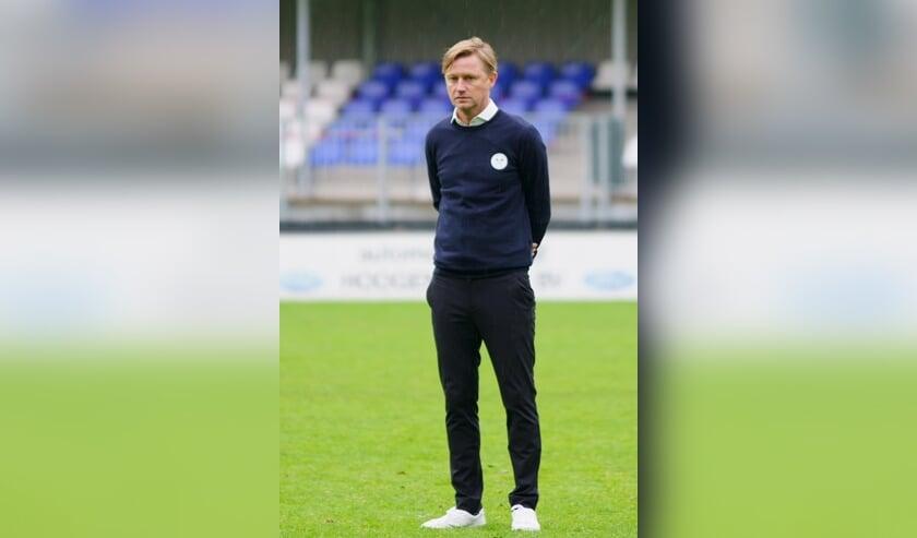 <p>• Drechtstreek-trainer Paul Koster.</p>