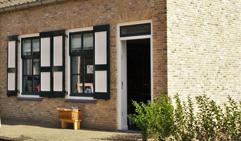 <p>• Het tweedehands boekwinkeltje in Giessenburg</p>