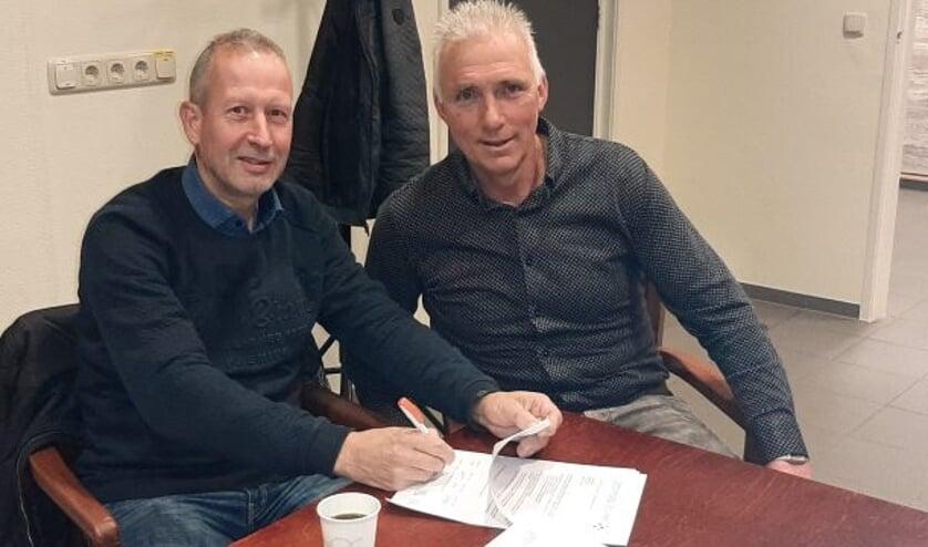 <p>• Gerrit Molenaar verlengt zijn contract bij GDC.</p>
