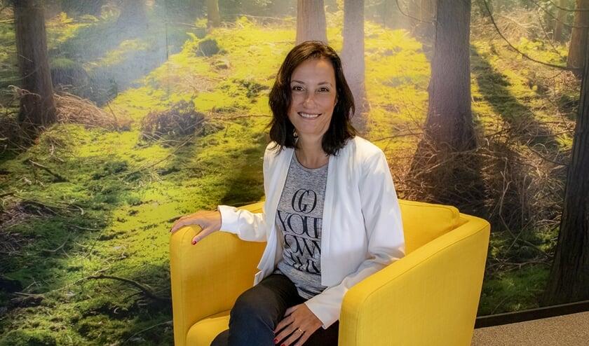 <p>Linda Stekkinger van dierencrematorium Cinta.</p>