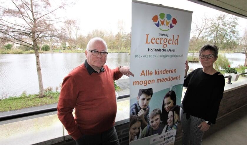 <p>&bull; Paul van den Eijnden en Yolanda Holleboom.</p>