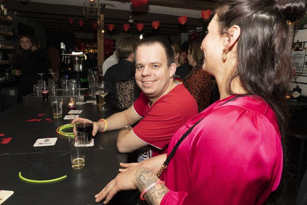 Valentijn Party Bij Verweij Foto: Nico Van Ganzewinkel © Vianen