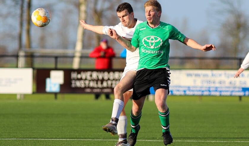 • SV Noordeloos - Lekvogels (2-2).