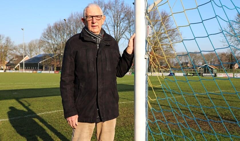 • Theo van Driel speelde tien jaar in het eerste elftal en was zeven jaar penningmeester.