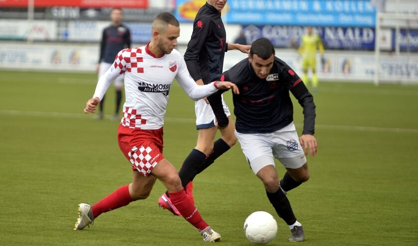 • Kozakken Boys - Jong Sparta (2-1).