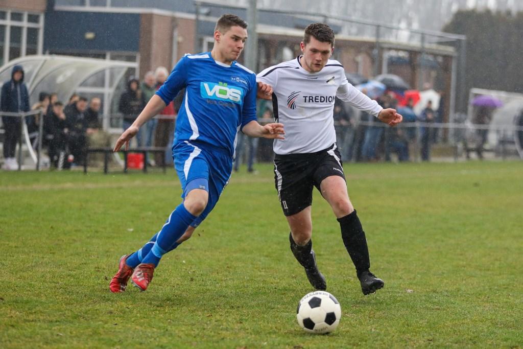 • Vuren - SV Capelle (1-2). Foto: Rick den Besten - Regio-Voetbal © regiosport