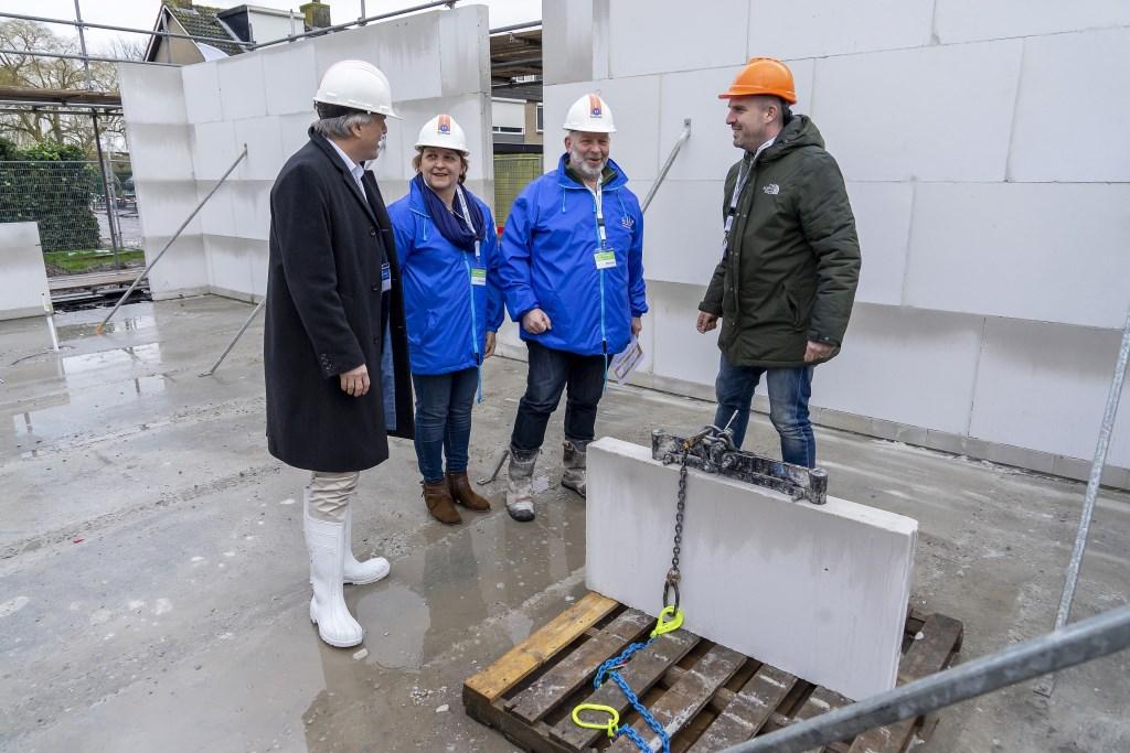 Officiele_Start bouw Lentehof Zijderveld Foto: Nico Van Ganzewinkel © Vianen