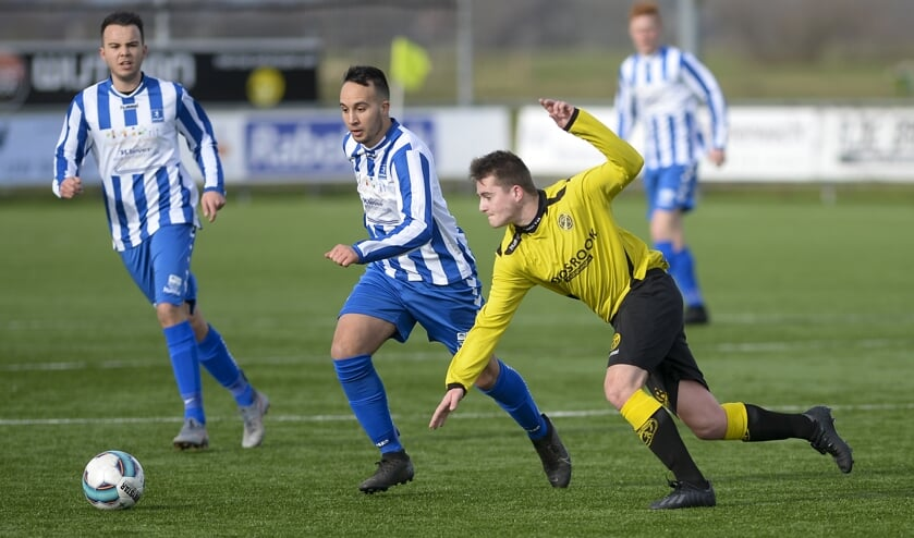 • Geen wedstrijden tegen FC Perkouw komend seizoen voor SV Lopik.