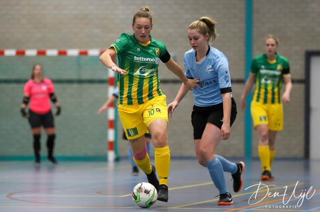 • ZVG/Cagemax - ZVV Den Haag (2-3). Foto: Ronald den Uijl © regiosport