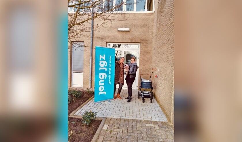 • Het consultatiebureau van Jong JGZ in Groot-Ammers.