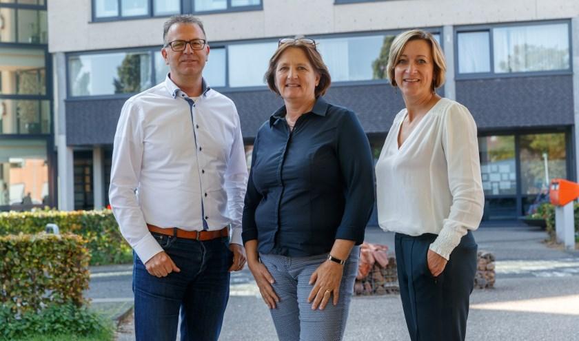 Ondertekening van een intentieovereenkomst van De Riethorst Stromenland, Schakelring en Volckaert.