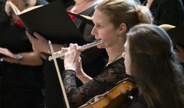 Jubileumconcert Musica Pro Deo Foto: Nico Van Ganzewinkel © Alblasserwaard