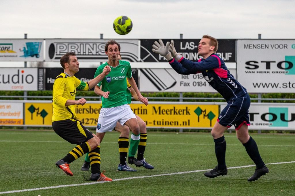 • VVAC - Groot-Ammers (1-0). Foto: Peter Verheijen © regiosport