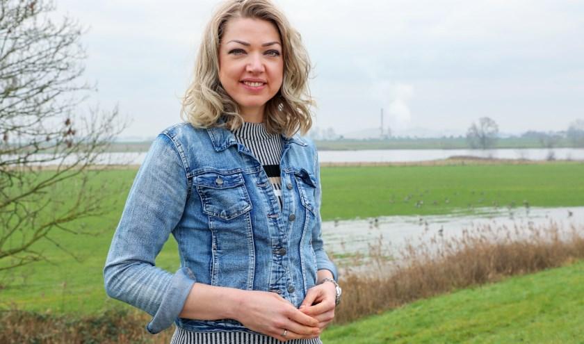 • Lisette van Wijk start haar bedrijf 'Wijkhaeghe' vanuit haar woonplaats Well.