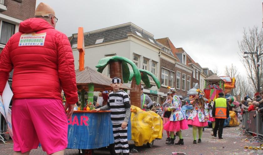 • Carnaval in Mispelgat.