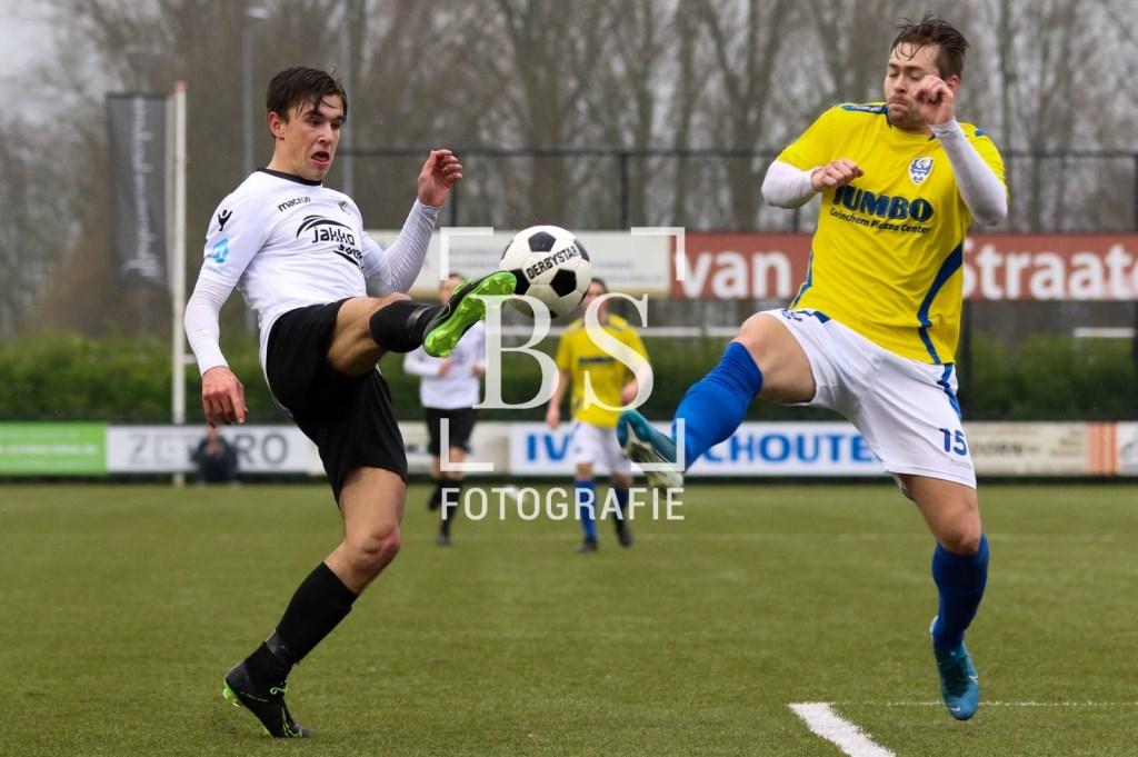• Sleeuwijk - Arkel (3-1). Foto: Bart Stoutjesdijk © regiosport
