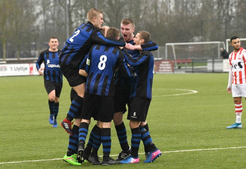 • SVW - Streefkerk (0-1).