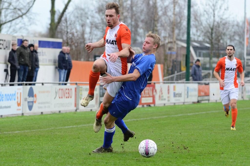 • Alblasserdam - VVAC (3-0). Foto: Alexander de Jong © regiosport