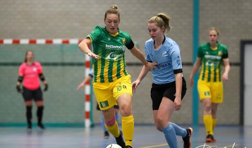 • ZVG/Cagemax - ZVV Den Haag (2-3).
