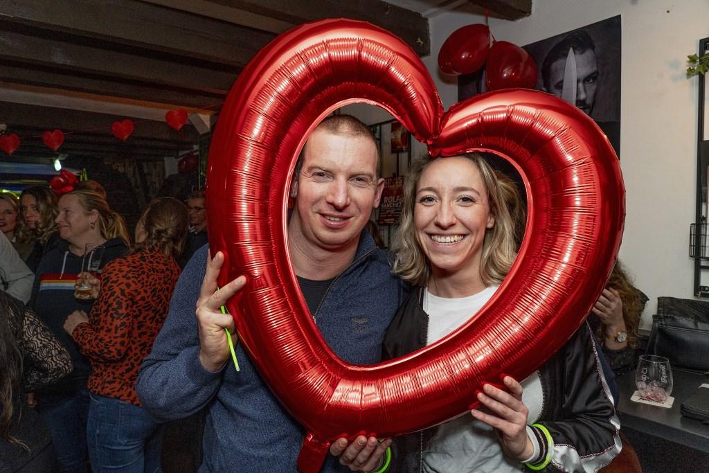 Valentine Party Bij Verweij Foto: Nico Van Ganzewinkel © Vianen