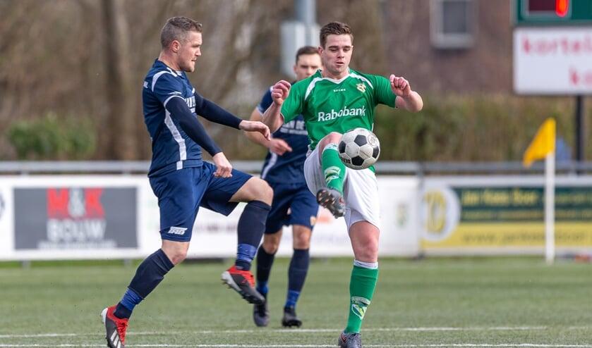 • Nieuw-Lekkerland - Kloetinge (3-0).