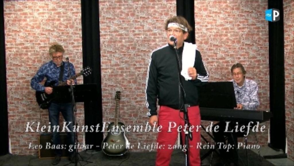 KleinKunstEnsemble Peter de Liefde Foto: RTV Papendrecht © Klaroen