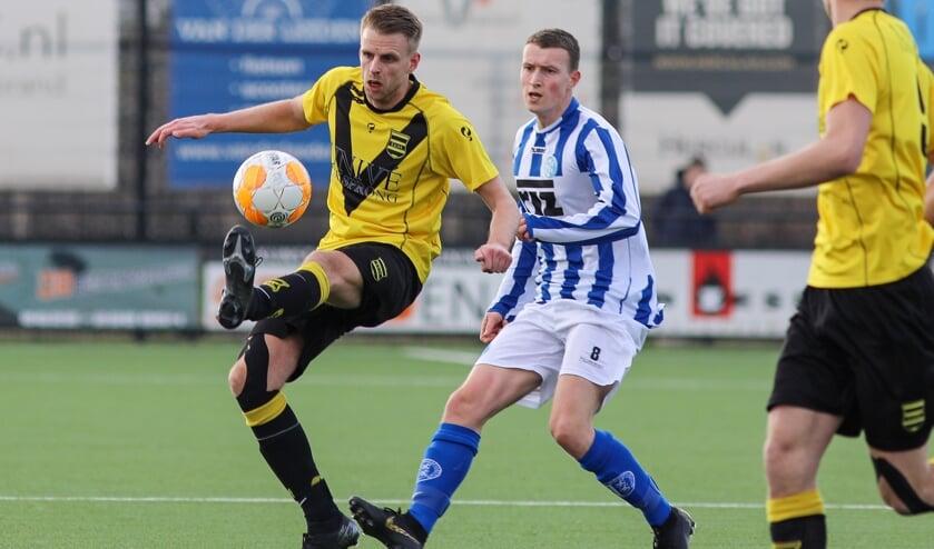• SV Meerkerk - Schoonhoven (0-3).