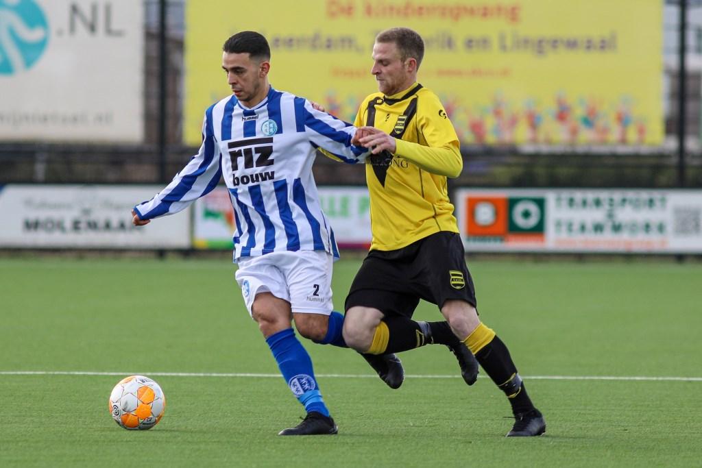 • SV Meerkerk - Schoonhoven (0-3). Foto: Rick den Besten - Regio-Voetbal © Krimpenerwaard