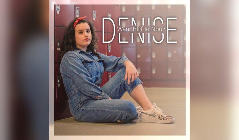 • Denise van Boxtel op haar nieuwe singlehoes.