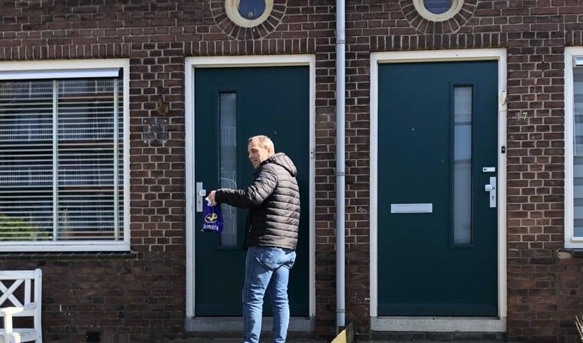 • Ondernemers actief met bezorgen in Alblasserdam.