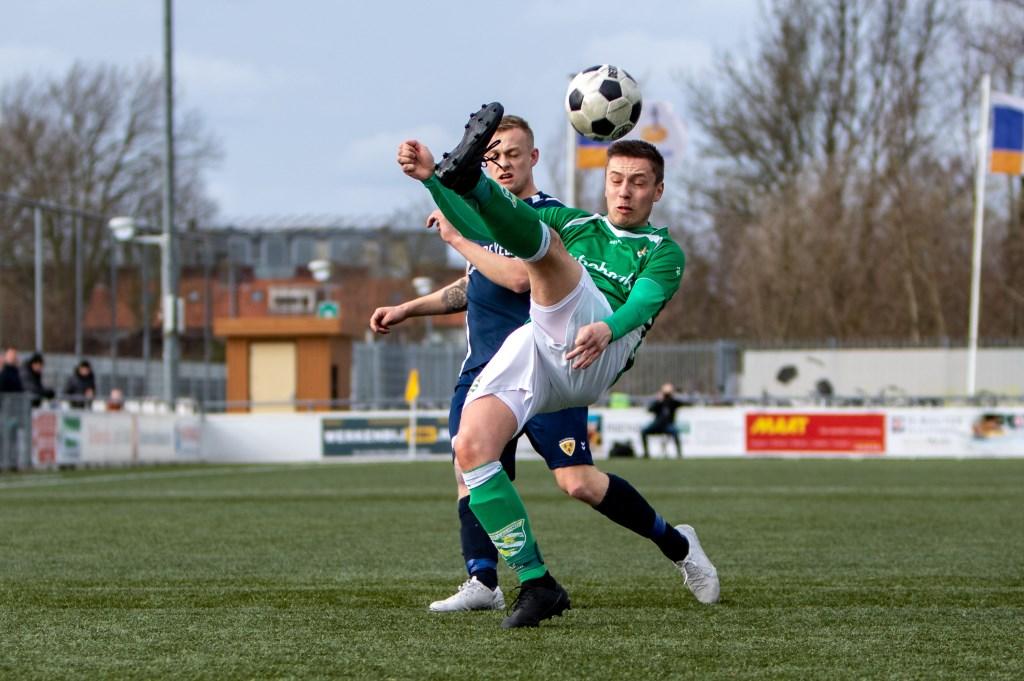 • Nieuw-Lekkerland - Kloetinge (3-0). Foto: Dick de Jager © regiosport