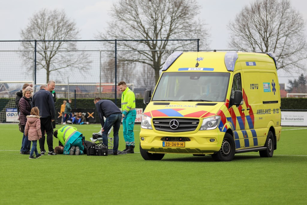 • Ameide - VVAC (0-3). Foto: Rick den Besten - Regio-Voetbal © regiosport