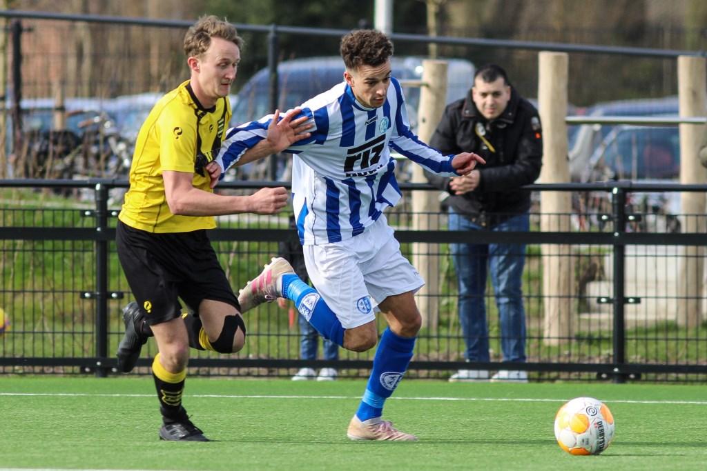 • SV Meerkerk - Schoonhoven (0-3). Foto: Rick den Besten - Regio-Voetbal © regiosport