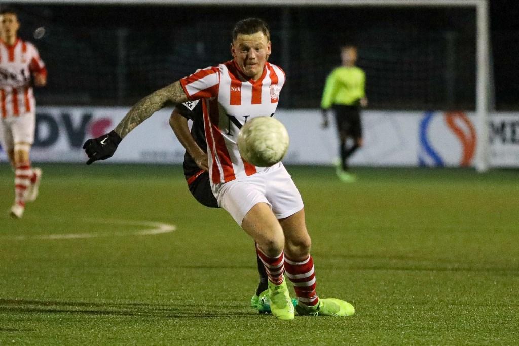 • SVW-Unitas, kwartfinale EM-Van der Wal Cup Foto: Rick den Besten  © regiosport