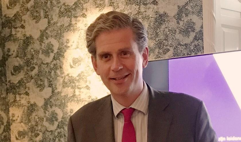 • Burgemeester Wouter Kolff van Dordrecht.