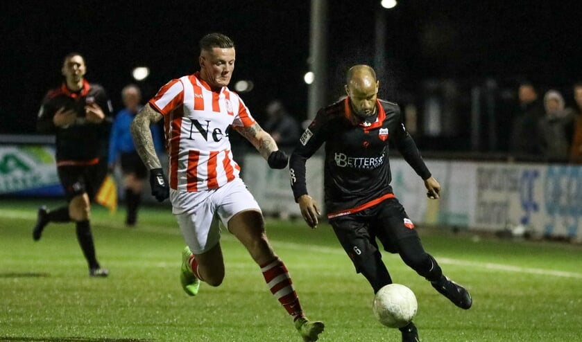 • SVW-Unitas, kwartfinale EM-Van der Wal Cup