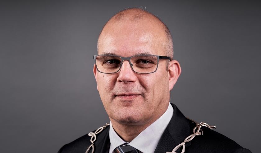 Burgemeester Egbert Lichtenberg: 'Corona is nog niet voorbij; en dat geldt ook voor onze inzet.'