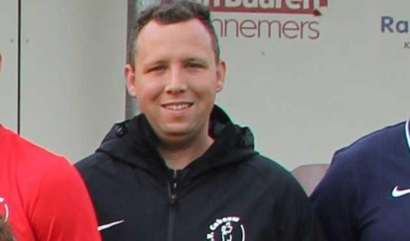• Cabauw-trainer Ricky Erkelens.