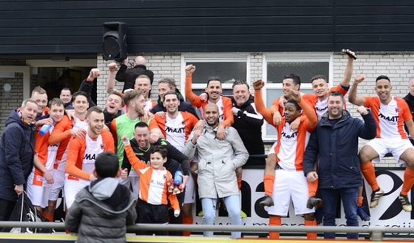 • Alblasserdam - Hardinxveld (2-0).