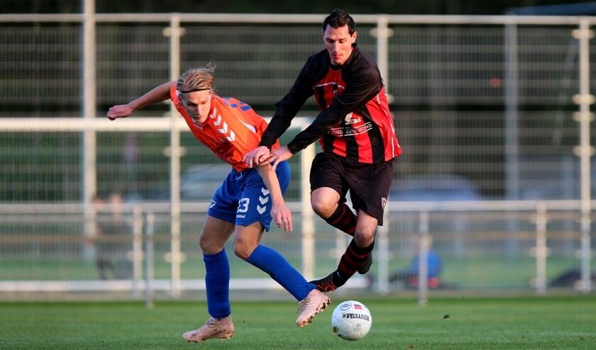 • Jarno van de Water: 'Het maakt niet uit wie de doelpunten maakt. Als we maar winnen.'
