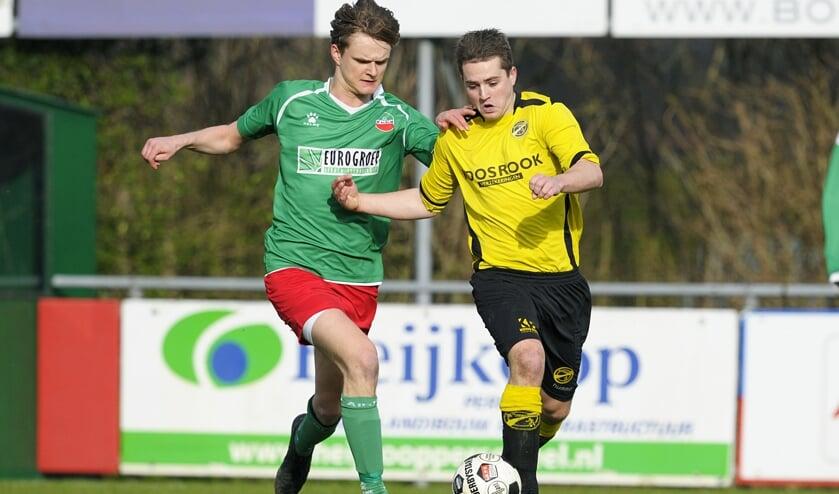 • De Alblas-FC Perkouw (3-0).