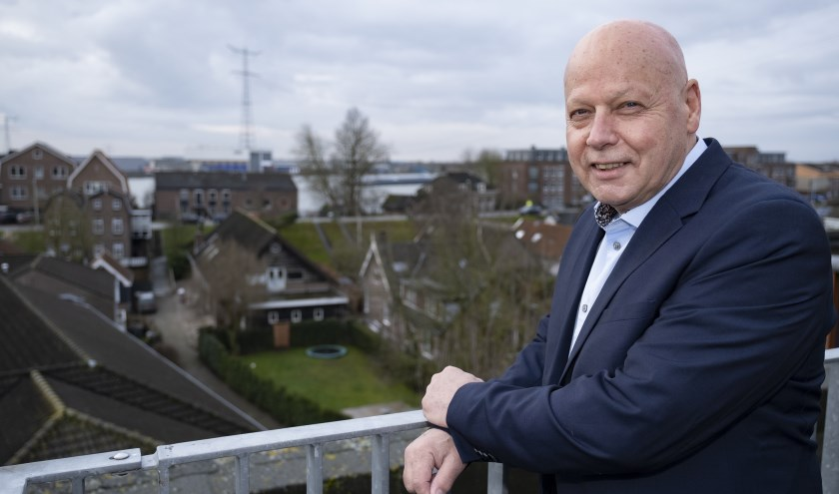 • Wim van Eijk: afscheid met een gerust hart.