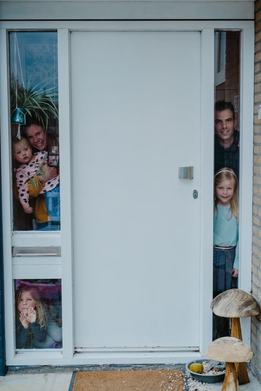 • Familie Holdermans. Foto: Jan Verburg © Krimpenerwaard