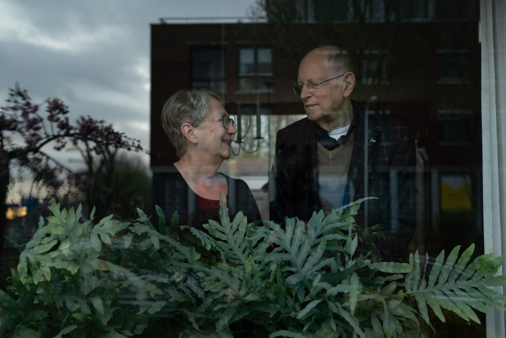 • Aad en Artje vd Waal Foto: Jan Verburg © Krimpenerwaard